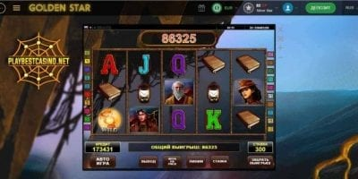 Golden Star Casino Amatic Mega Big win can be seen in here.