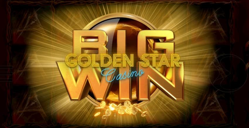 Golden Star Casino is on this image.