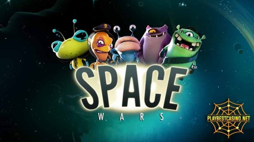 Space Wars Slot can be seen in this image.