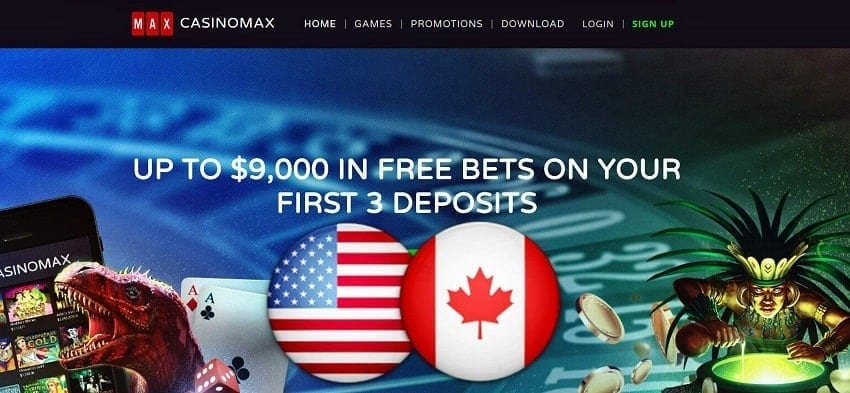 Best USA and CANADA Casinos 2019 can be seen on this image.