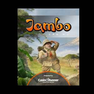 Jambo Casino bonuses can be seen on this image.
