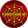 Playbest.net - best casino bonuses, free spins and reviews can be seen on this image.
