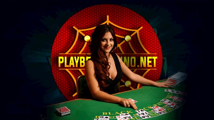 Blackjack Online 2020 Live Casino Rules are on this image.