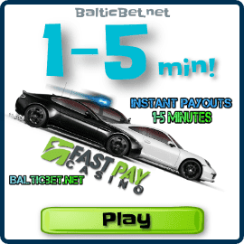 FastPay Instant Payouts Casino is on photo.