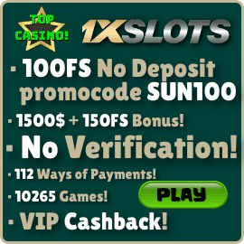 1xSlots Casino banner for BalticBet.net is on photo.