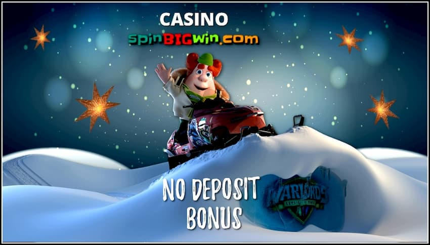The best No Deposit Bonuses on spinBIGwin are in this image.